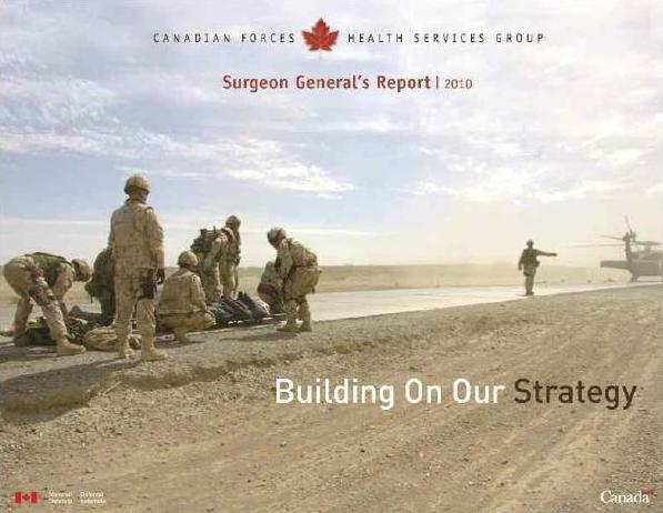 Surgeon General's Report 2010