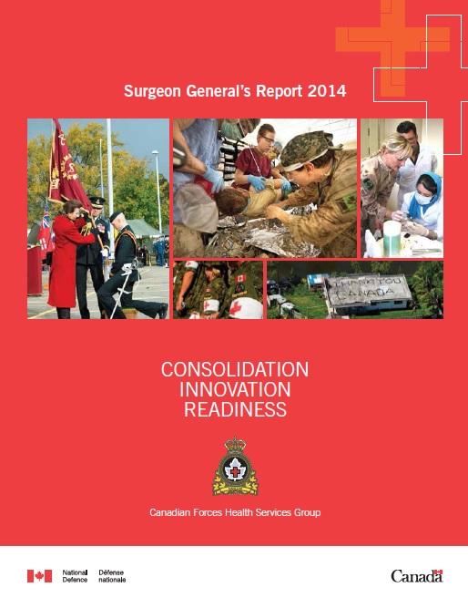 Surgeon General's Report 2014