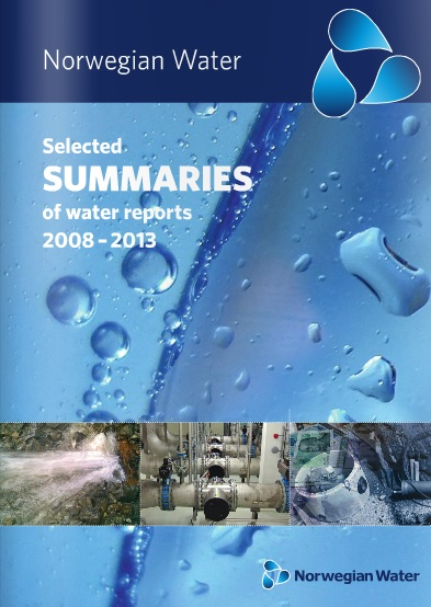 Norsk Vann - Selected Summaries of Water Reports - 2008–2013